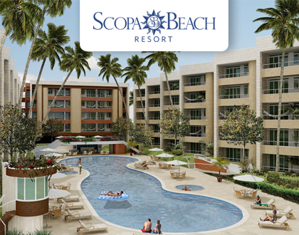 Scopa Beach Resort